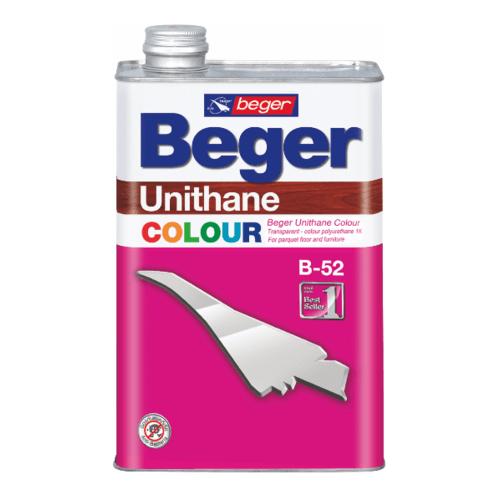 Beger ยูนีเทนสีโพลี  U-301 สีไม้สักทอง กป.
