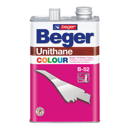 Beger ยูนีเทนสีโพลี U-307สีเขียวใบไม้ กล.