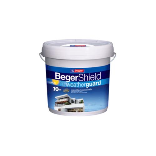 BEGER สีน้ำอะครีลิก เบส B เบเยอร์ชิลด์ (Satin)  -