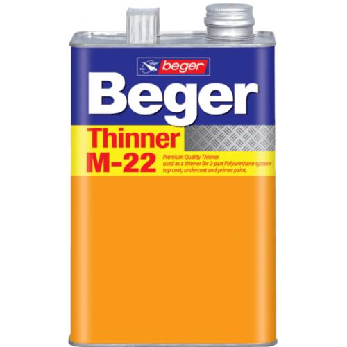 Beger ทินเนอร์  M-22 กล.