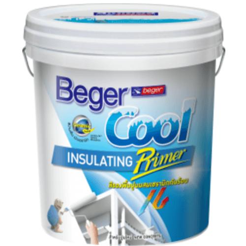 Beger  สีรองพื้นปูนใหม่ UV Shield (สูตรน้ำ) #9900