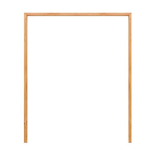 D2D วงกบประตูไม้ดักลาสเฟอร์ ขนาด180x230 cm.  FJ (COM.2)