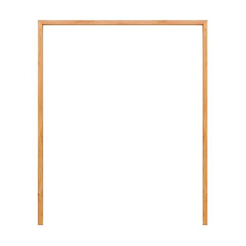 D2D วงกบประตู ไม้ดักลาสเฟอร์ ขนาด 160x200 cm. FJ (COM.2)
