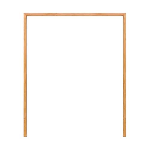 D2D วงกบประตูไม้ดักลาสเฟอร์ ขนาด 180x200 cm. -FJ (COM.2)