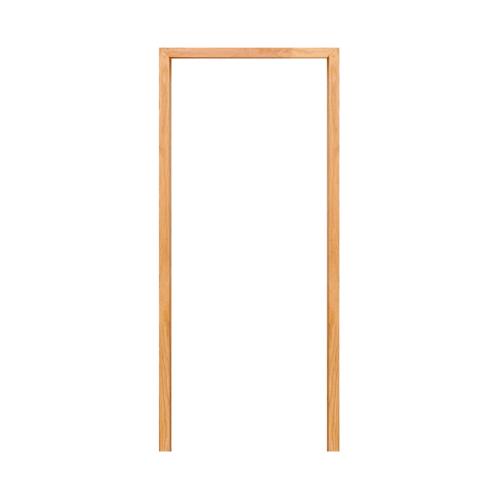 D2D วงกบประตูไม้ดักลาสเฟอร์ 110 x 200 cm. FJ COM.1