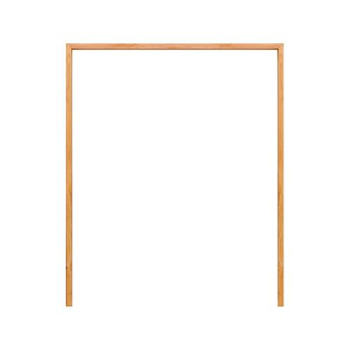 D2D วงกบประตูไม้ดักลาสเฟอร์ FJ (COM.2) 178x210cm.