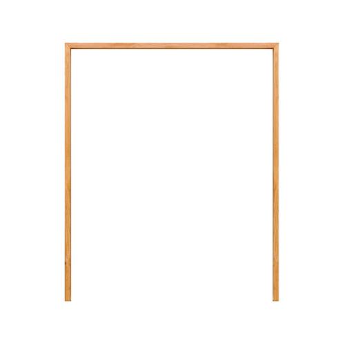 D2D วงกบประตูไม้ดักลาสเฟอร์ ขนาด 292 x 200 cm. FJ COM.2