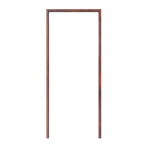 D2D วงกบประตูไม้ดักลาสเฟอร์ 90x200cm. FJ COM.1 เบรินแอช