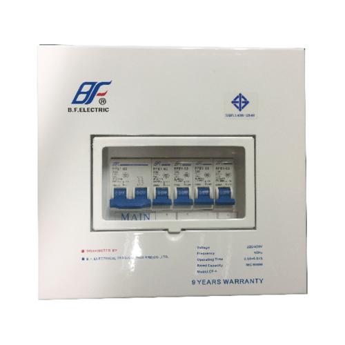 BF คอนซูเมอร์ 2 สาย 4 ช่อง 32A PSC 4Way