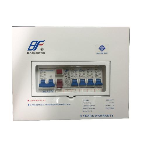 BF เครื่องตัดไฟฟ้าอัตโนมัติ 4 ช่อง PSL  4Way 32A