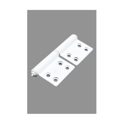 อุปกรณ์ประตูบานพับเหล็ก PROFESSIONAL DOOR  ขาว