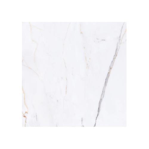 60X60 คอลลินส์ ไวท์ (ซาติน) ผิวซาติน ขาว