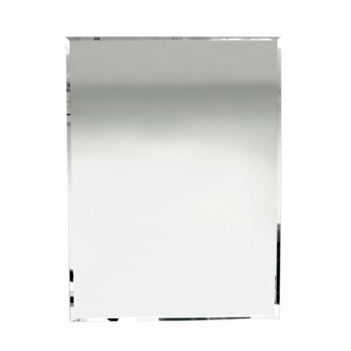 DONMARK กระจกปานเปลือยสี่เหลี่ยม 45x60 ซม.  เหลี่ยม SD-4560