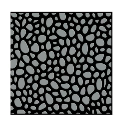 Sosuco 12X12 หินเม็ดงาม-เทาดำ (11P) A. FLOOR TILES