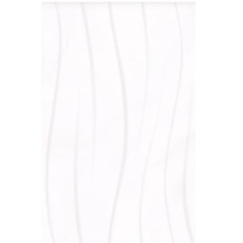 Sosuco 10X16 ลอนรุ้ง-ขาว (10P) A. WALL TILES