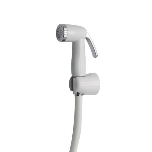 VERNO ชุดสายฉีดชำระสีขาวพร้อมสายสีขาว ยาว 120 CM VN-28106 สีขาว