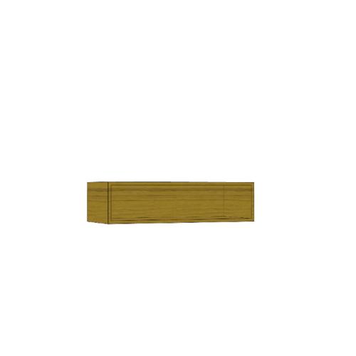 ตู้แขวนเสริม SAV-WS208-CA สีคาปูชิโน MJ  คาปูชิโน