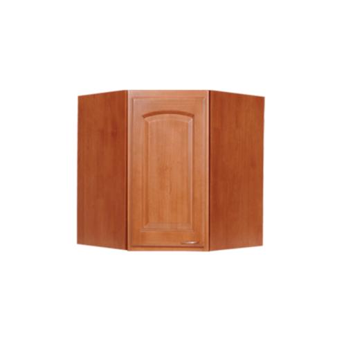 ตู้เข้ามุมหกเหลี่ยมทึบโค้ง WC8036C-CH เชอร์รี่