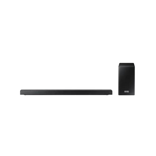 SAMSUNG เครื่องเสียง Soundbar HW-Q60R/XT สีดำ