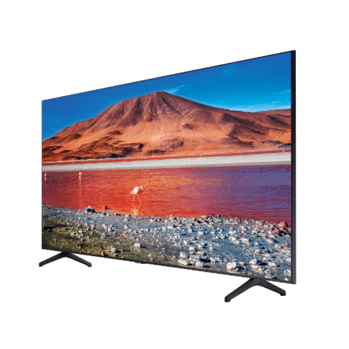 SAMSUNG โทรทัศน์ UHD TV ขนาด 75 นิ้ว  UA75TU7000KXXT สีดำ