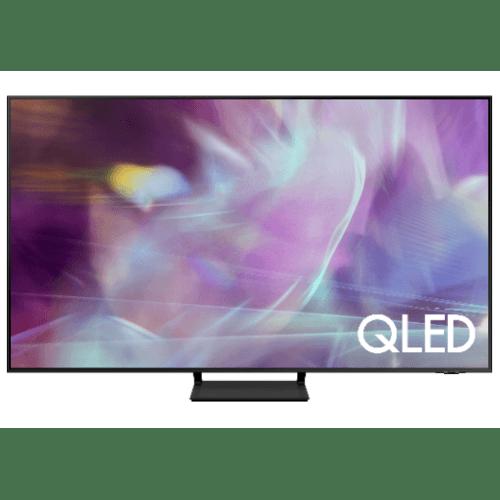 SAMSUNG โทรทัศน์ QLED TV ขนาด 55 นิ้ว QA55Q65AAKXXT สีดำ