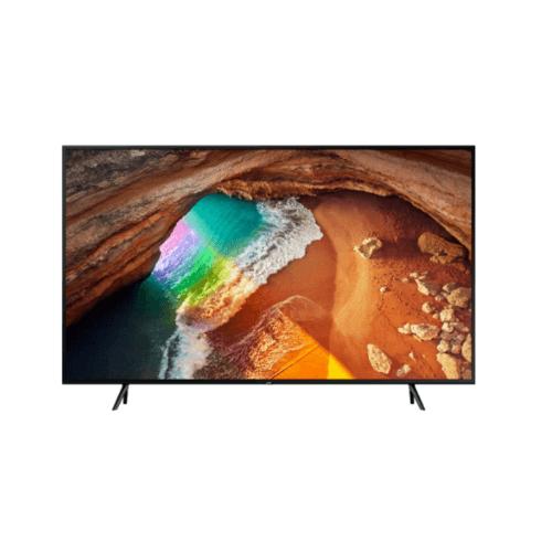 SAMSUNG โทรทัศน์ QLED TV ขนาด 82 นิ้ว  QA82Q60RAKXXT  สีดำ