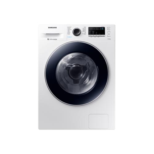 SAMSUNG เครื่องซักผ้าฝาหน้า 8 กก.  WW80J54E0BW/ST