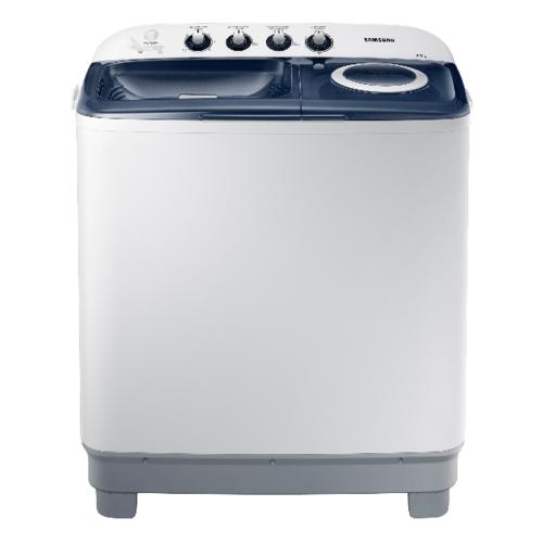 SAMSUNG เครื่องซักผ้าถังคู่  8.5 กก.  WT85H3210MB/ST