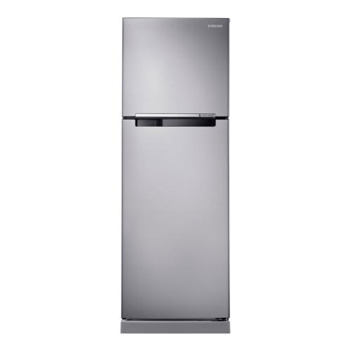SAMSUNG ตู้เย็น 2 ประตู 9.1 คิว RT25FGRADSA/ST เงิน