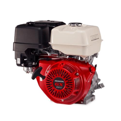 HONDA เครื่องยนต์อเนกประสงค์ 11.8 HP GX390T2 QHT1 แดง-ขาว
