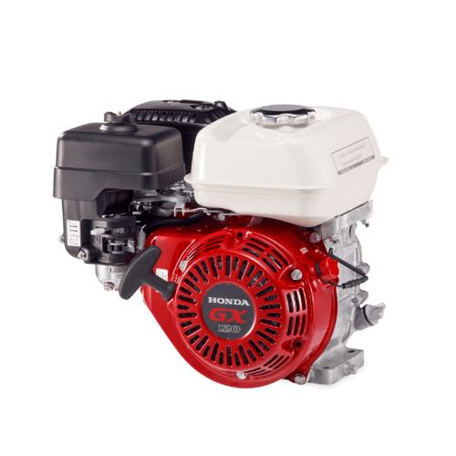 HONDA เครื่องยนต์เอนกประสงค์ 3.5 HP GX120T2 QHT แดง-ขาว