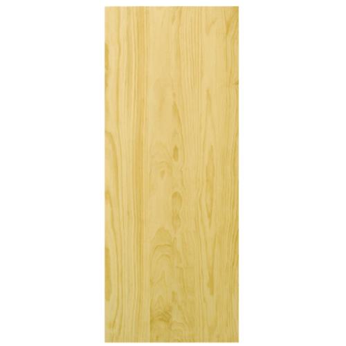 D2D ประตูไม้สนนิวซีแลนด์ ขนาด  80x200 ซม. 508