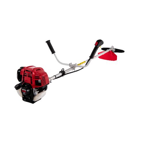 HONDA เครื่องตัดหญ้าสะพายบ่า 4 จังหวะ จานยาว  UMK450T U2TT สีแดง