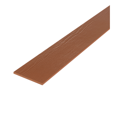 Dura one ไม้ฝาดูร่า 20x400x0.8 ซม. สีสักทอง  สักทอง