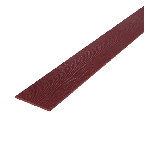 DURA ไม้ฝาดูร่า 15x300x0.8 ซม. สีแดงมะฮอกกานี  มะฮอกกานี