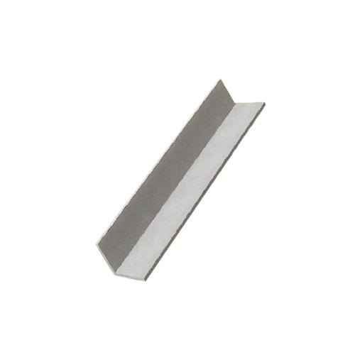Dura one แผ่นปิดมุมนอกดูร่า 7.5x300x0.8 ซีเมนต์  ซีเมนต์