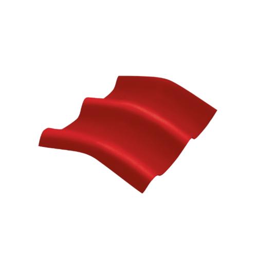 DURA ครอบสัน20 องศา ดูร่าวันลอนคู่ สีแดงเศรษฐี