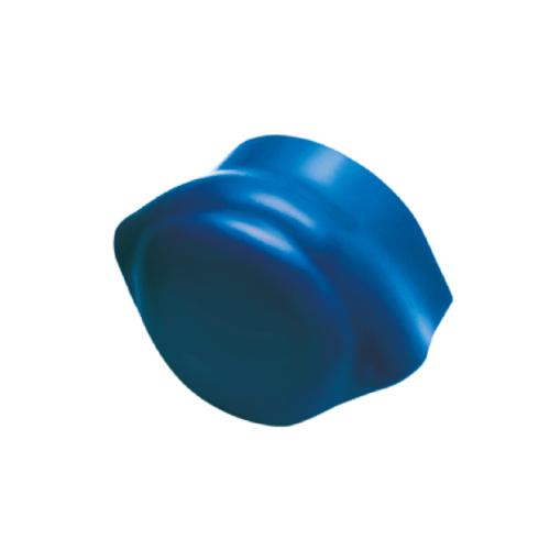 Dura one ครอบปิดจั่ว-ปิดปลาย ลอนคู่ดูร่าวัน สีน้ำเงินวาสนา