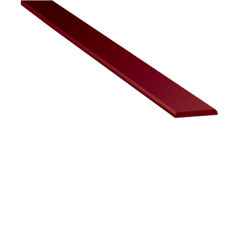 DURA ไม้ระแนงดูรา ต้นไม้ 7.5x300x0.8 สีมะฮอกกานี