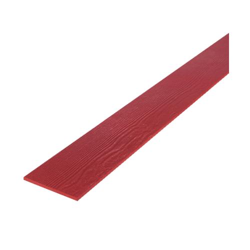 Dura one ไม้ฝาดูร่า 15x400x0.8 แดงเชอรี่