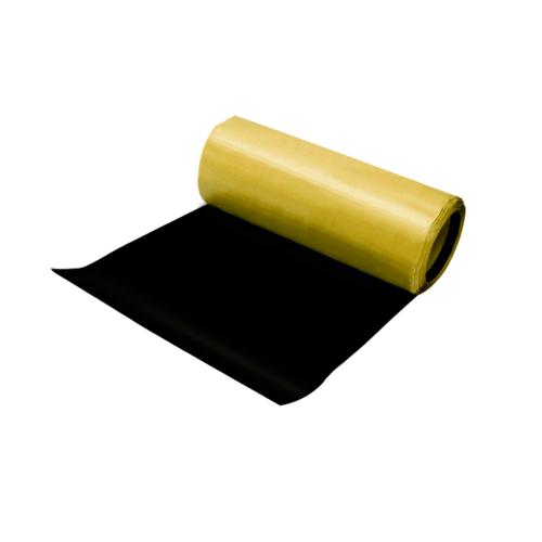 DURA แผ่นปิดรอยต่อ  20ซม.x3ม. สีน้ำตาล