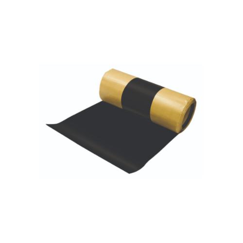 DURA แผ่นรองใต้ครอบ 28ซม.x10ม. สีดำ