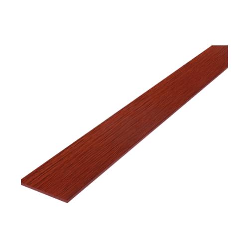 Dura one ไม้ฝาดูร่า 0.8x20x400 ซม. ไม้แดง
