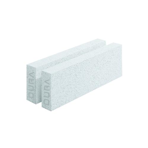 DURA บล็อคมวลเบา  20x60x15ซม. สีขาว