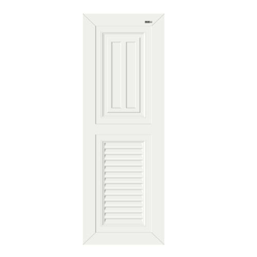 Wellingtan ประตู ABS ขนาด 70X3.5X200cm  ABS-A2 สีขาว