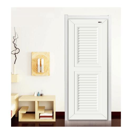 Wellingtan ประตู ABS ขนาด 70X3.5X200cm ABS-A3 สีขาว