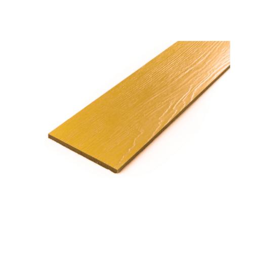 โอฬาร ไม้ฝาลายสน 0.8x20x300 ซม.สีไม้สักทอง (ลูกโลก)