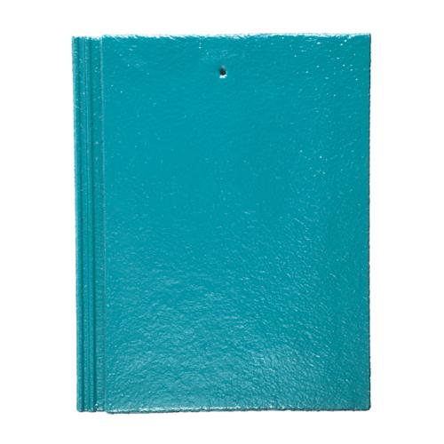 โอฬาร กระเบื้องคอนกรีต สีฟ้า (ลูกโลก) คอนโดร