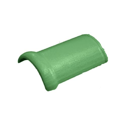 โอฬาร ครอบสันโค้ง  สีเขียวหญ้ามอส (ลูกโลก) สเเกนเดีย