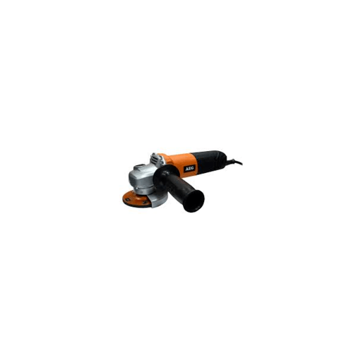 AEG เครื่องเจียร 4 นิ้ว WS7-100A  สีส้ม
